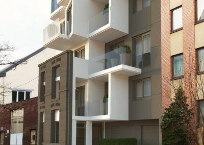 TecDomi GmbH Keramikmanufaktur - Fassadenbau moderne Architektur