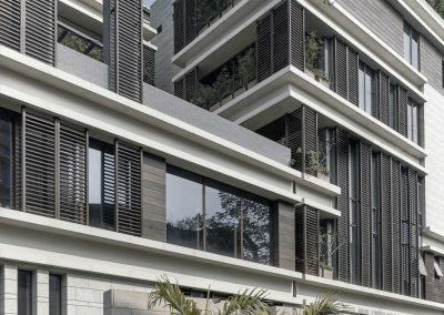 TecDomi GmbH Keramikmanufaktur - Fassadenbau Wohnhaus