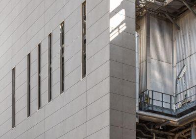 TecDomi GmbH Keramikmanufaktur - Fassadenbau Werk