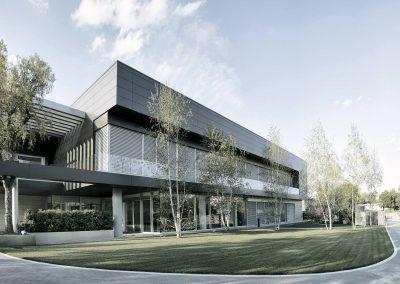 TecDomi GmbH Keramikmanufaktur - Fassadenbau